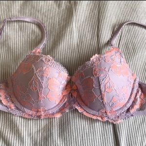 VS lace bra